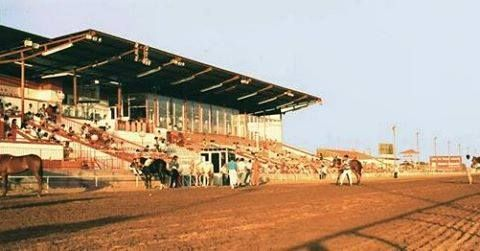 La Limpia Racecourse - Opened in 1948