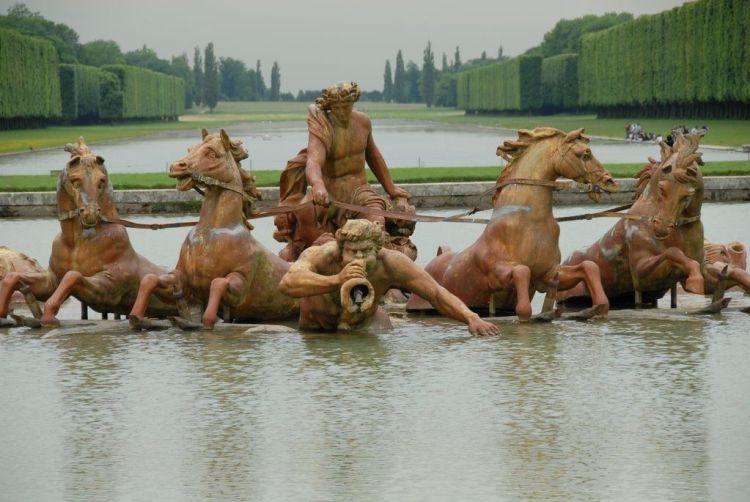 The Apollo Pond