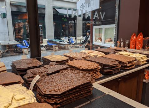 Vanini Swiss Chocolate en Zürich - El favorito de Gustavo Mirabal