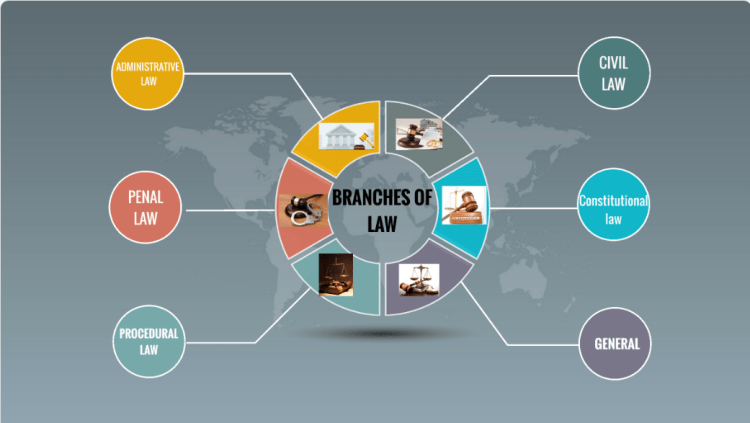 Branches of Law