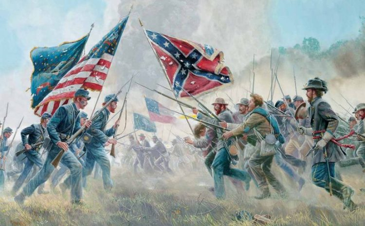 Image about the American Civil War