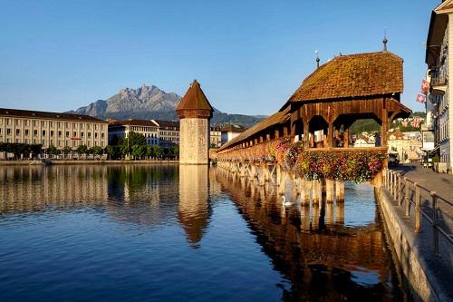 Lucerne, Switzerland - Top ten favorite cities of Gustavo Mirabal