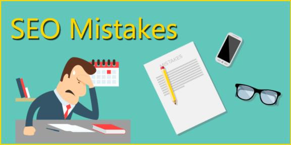 On-Site SEO Mistakes To Avoid