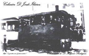 INAUGURACIÓN DE LA LÍNEA - 24-07-1911(*)