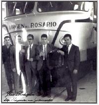 """TIPO DE LOCOMOTORA 352-001 - """"VIRGEN DEL ROSARIO"""""""