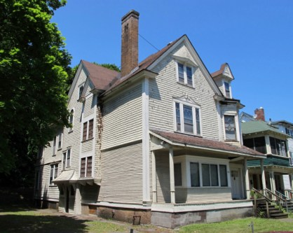 Gustav Stickley House - 438 Columbus Avenue, Syracuse, NY