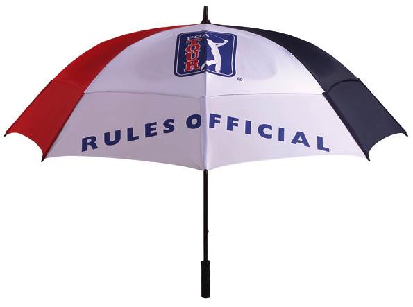Gustbuster printed umbrella_PGA_umbrella