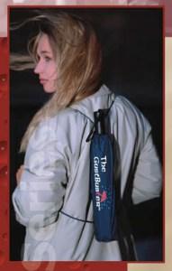 GustBuster Metro windproof umbrella backpack