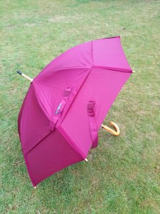 GustBuster Classic umbrella Burgundy