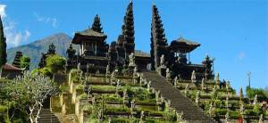 Bali Temples With Besakih Temple