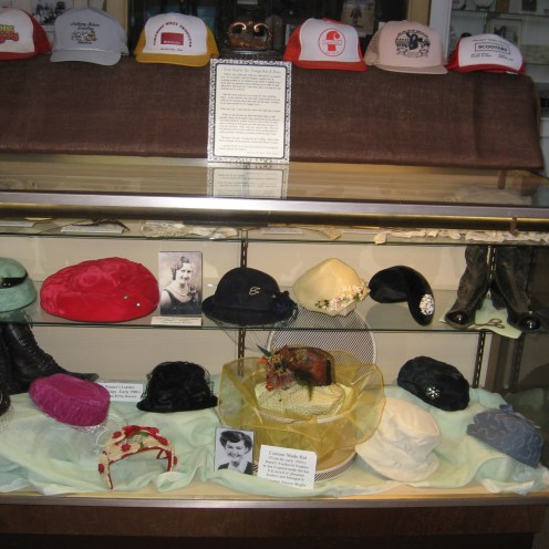 Women's Hats & Shoes, Tina Klehn Collection