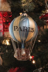 Eric Cortina Paris Hot Air Balloon