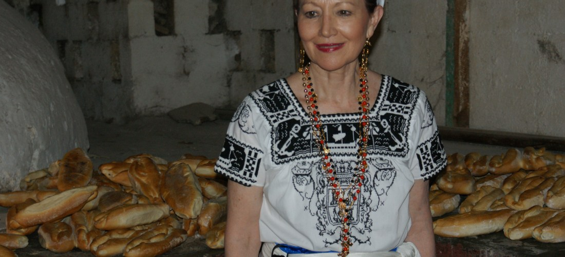 """Pomuch la Capital del Pan Campechano """"RutaNuestro Homenaje 50 años Ruta Aromas y Sabores Chef Patricia Quintana"""" @PQuintanaChef"""