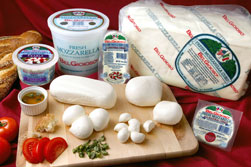 «Mozzarella Fresca Belgioioso»