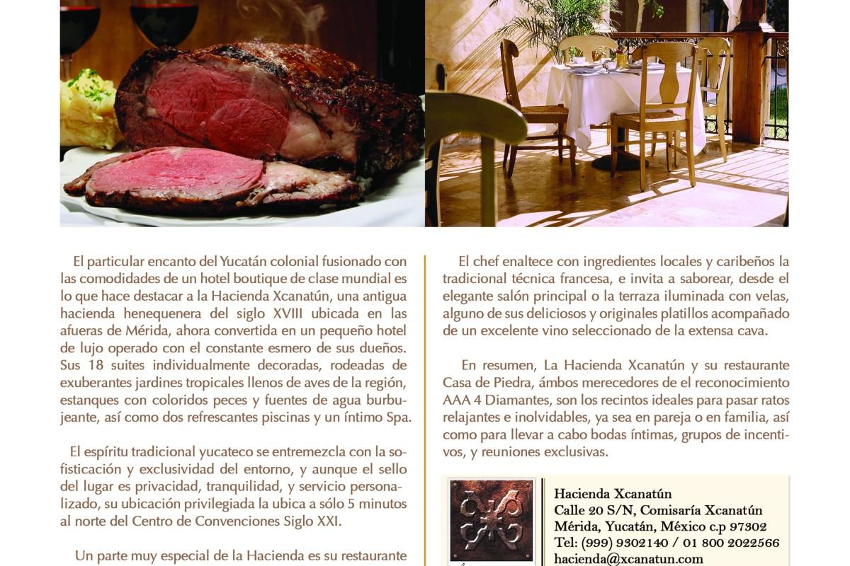 Descubre Hacienda Xcanatún @hotelxcanatun «Una Vivencia de Ensueño»