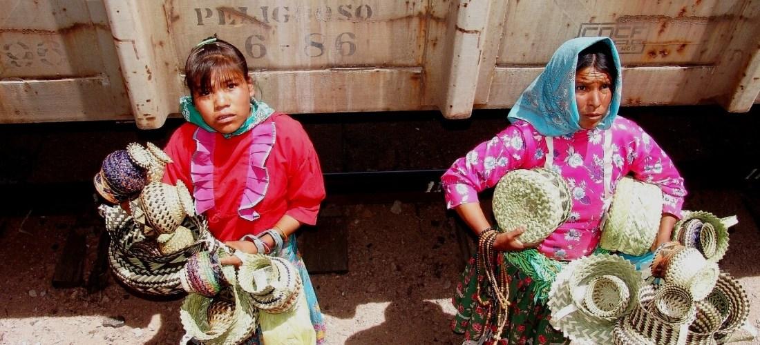 """Ayudemos a nuestros hermanos Tarahumaras """"Fundación José A. Llaguno"""""""