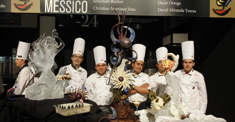 """Lo mas destacado 2012 México muy bien representado en """"La Coppa del Mondo della Gelateria 2012"""""""