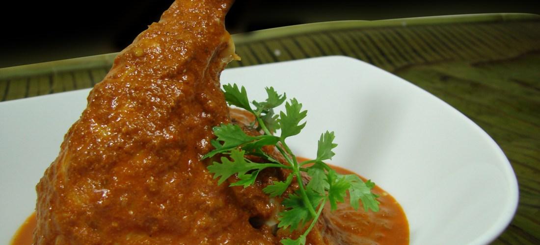 Pato en Chirmol receta del Chef Ernesto Aguilera tienes que probarlo.