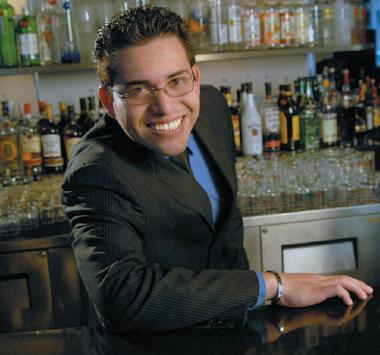 The Liquid #Chef Junior Merino @TheLiquidChef