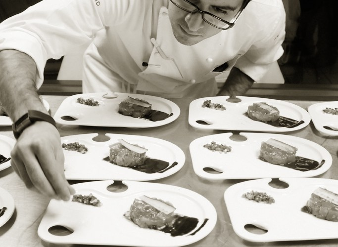 Chef Francisco Méndez