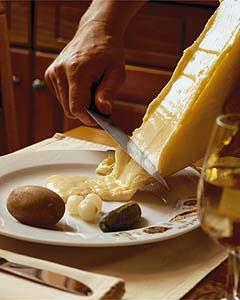 «Raclette Président»