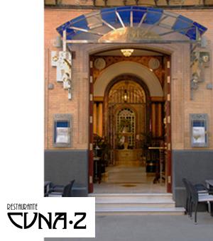 Rougié en el Restaurante Cuna • 2 de Sevilla