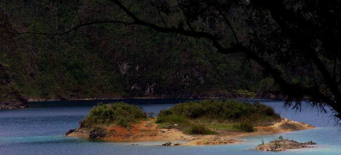 """#México a través de la lente """"Lagunas de Montebello"""" Chiapas"""