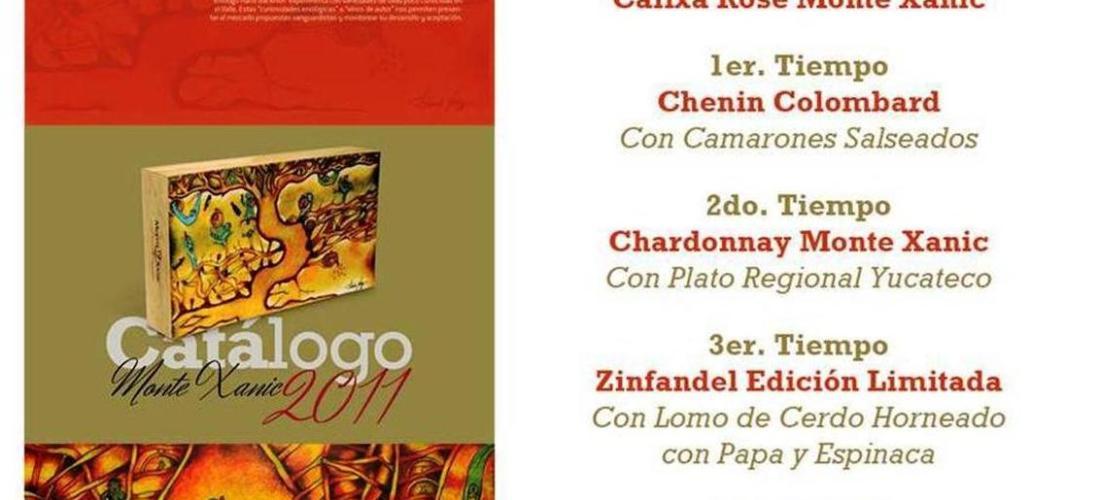 """Monte Xanic y sus Ediciones Limitadas Cena Maridaje vía """"Le Chef"""""""
