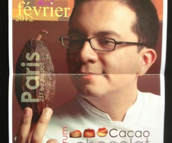 Chef José Ramón Castillo en imágenes por su estancia en Francia