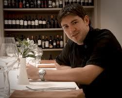 Met Chef Cristian Morales vía Karla Vadillo