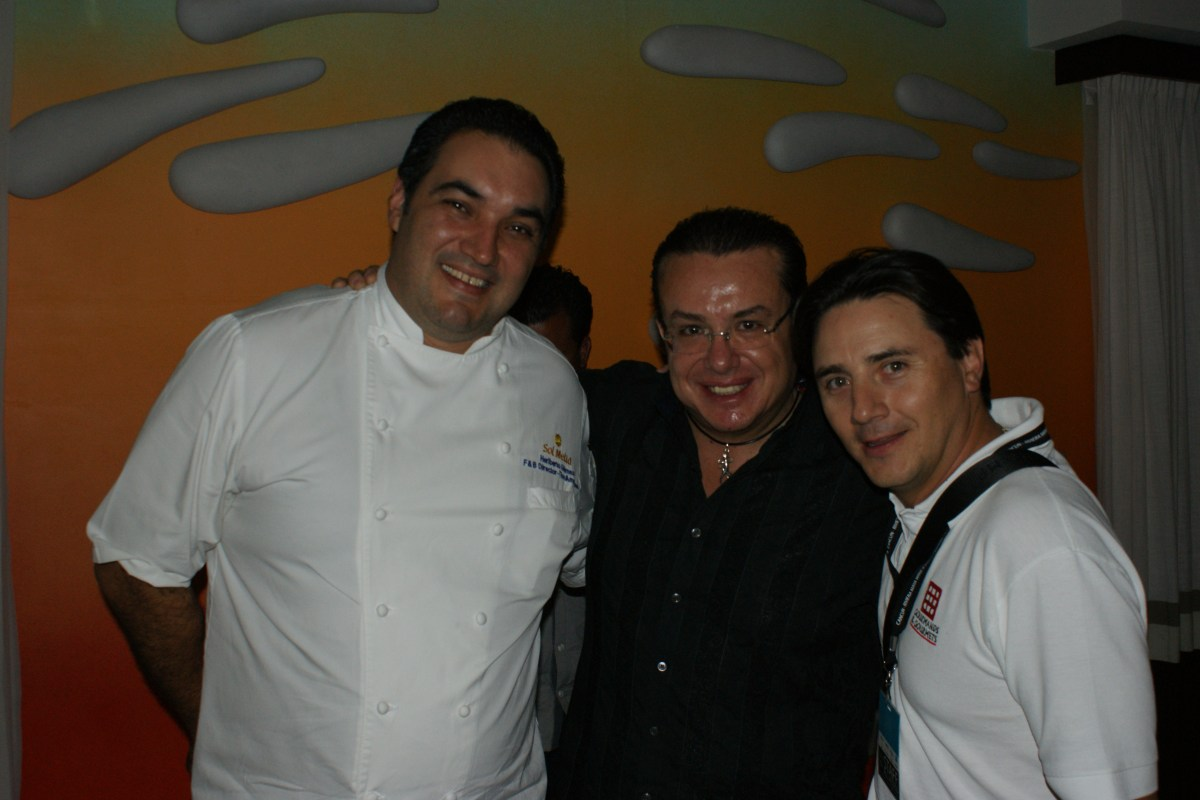 Imágenes Celebrity Lounge «Cancún Wine & Food Festival»