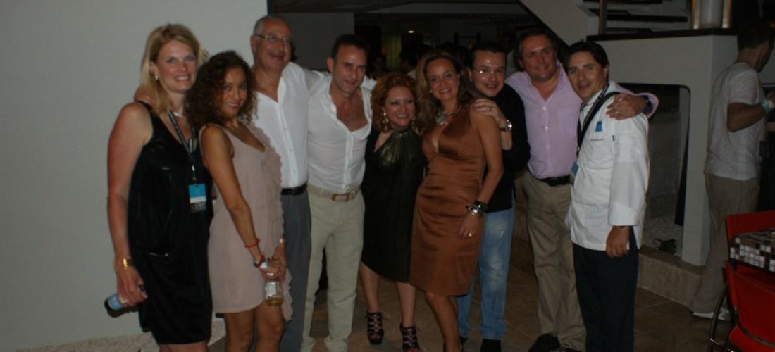 "Imágenes del Celebrity Lounge ""Cancún Wine Food Festival"""