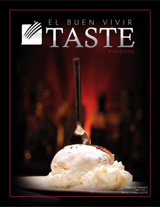 Te invitamos a conocer la versión digital de nuestra Revista Taste