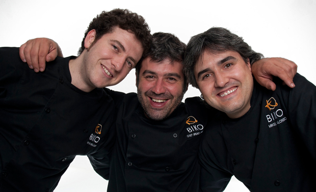 "Biko 38th, Place ""The World´s 50 Best Restaurant Awards 2012"""