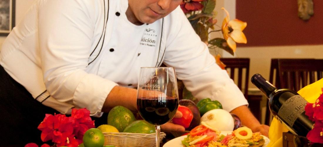 """Restaurante """"La Tradición"""" by Chef David Cetina"""