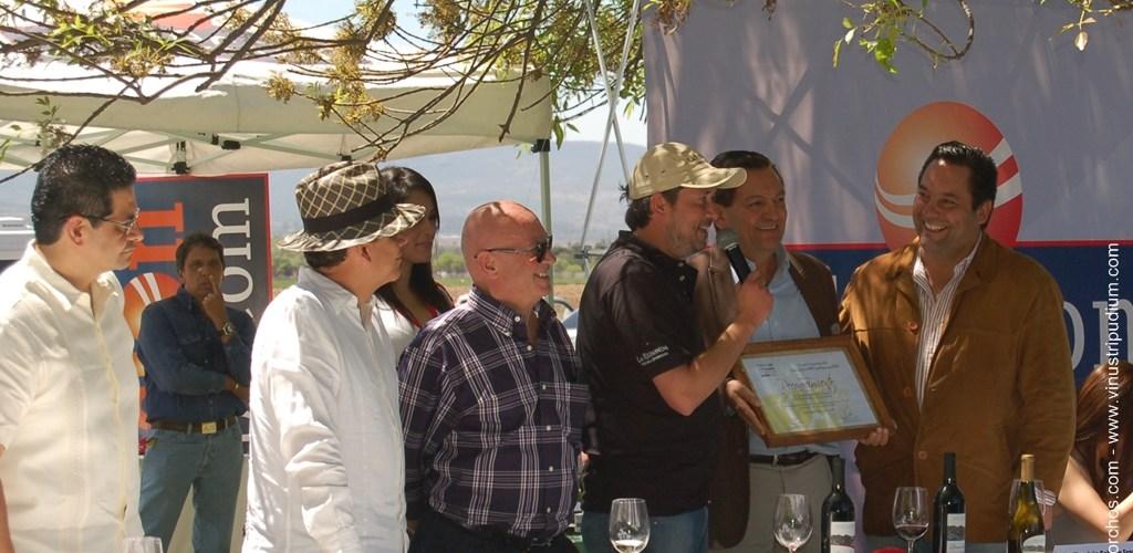 """Reseña """"Festival 100 Vinos Mexicanos 2012""""  vía Vinus Tripudium"""