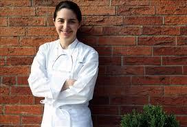 """Elena Arzak """"La mejor Chef femenina del Mundo 2012"""" en Madrid Fusión 2013"""
