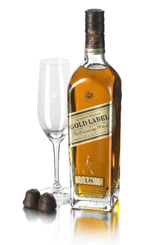 """Johnnie Walker Gold Label"" Notas de cata"