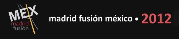 Que es Madrid Fusión @madridfusionMex #MFMex12