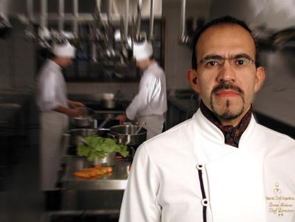 """Bienvenido """"Chef Daniel Molina"""""""