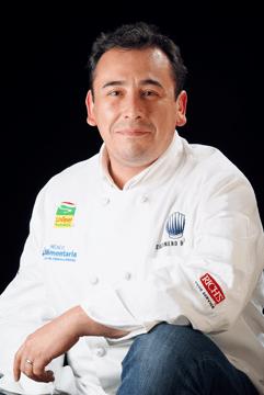 #Chef Alejandro Zárate @vinoypipirin