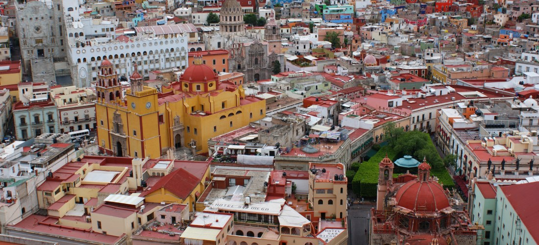 "México a través de la lente ""Panorámica Guanajuato"" @madridfusionMex #MFMex12"