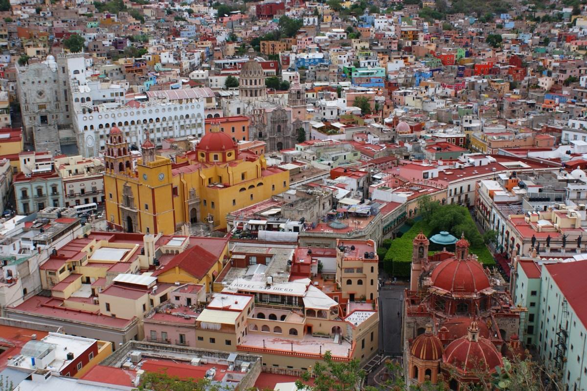 México a través de la lente «Panorámica Guanajuato» @madridfusionMex #MFMex12