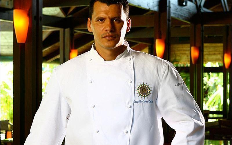 #Chef Leopoldo Cortés