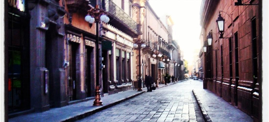 """#México a través de la lente """"Calles de San Luis Potosí"""" @marioli_5"""