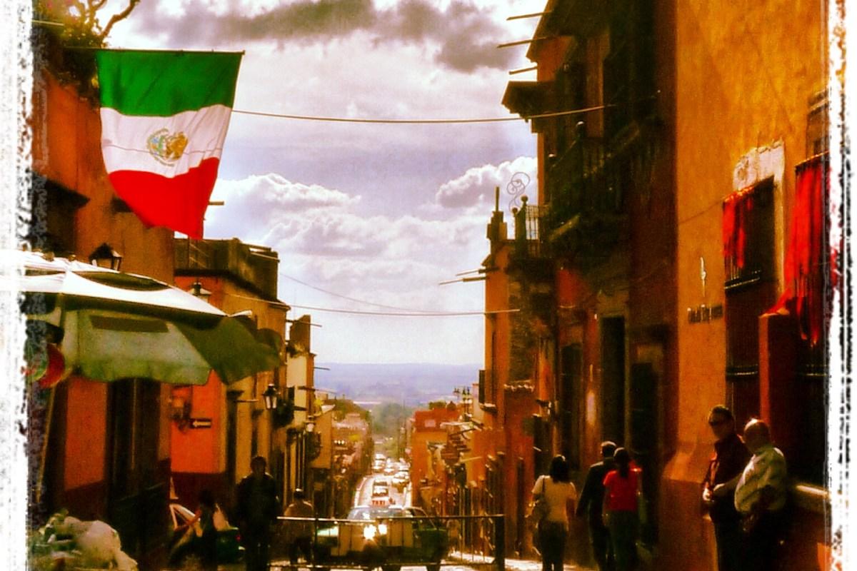"""#México a través de la lente """"Calles San Miguel de Allende"""" @marioli_5"""