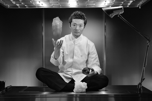 #Chef Yoshiaki Takazawa