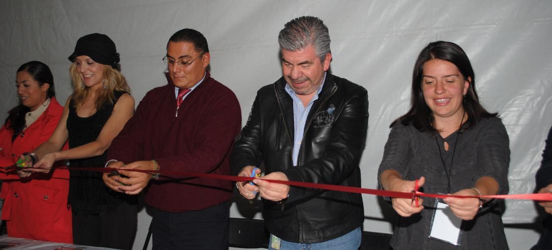 Boletín de Prensa «Inauguración 1a Feria del Vino y el Queso Coyoacán 2012»
