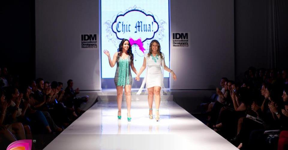Pasarela Chic Mua @LALOCADELAMICH en International Designers México SS13 @IDMfashion