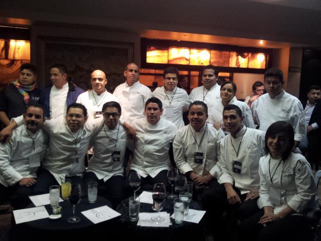 Intercambio por México, Principios del Joven Chef Mexicano